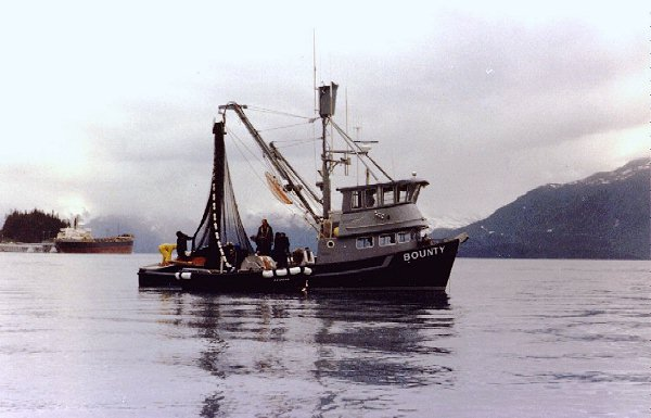 10 Cast Net Alaska Fishing Boats